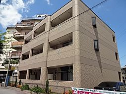 愛知県一宮市八幡3丁目の賃貸マンションの外観