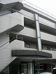 大阪府大阪市東住吉区北田辺3丁目の賃貸マンションの外観