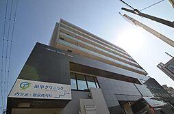 AMBER HOUSE JINGU[5階]の外観