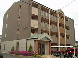 和歌山県和歌山市狐島の賃貸マンションの外観