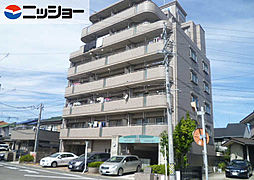 アネックス稲沢駅前[5階]の外観