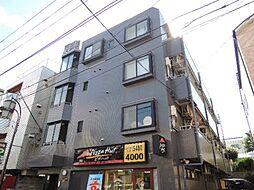 東京都世田谷区北沢4丁目の賃貸マンションの外観