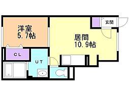 岩見沢駅 5.1万円