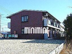 愛知県名古屋市緑区滝ノ水5の賃貸アパートの外観