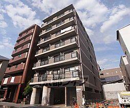京都府京都市中京区七町目の賃貸マンションの外観