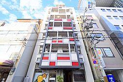 大阪府大阪市北区山崎町の賃貸マンションの外観