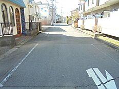 6メートル前面道路