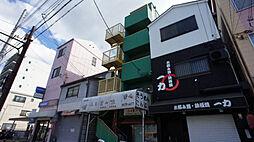 兵庫県神戸市長田区四番町1丁目の賃貸マンションの外観