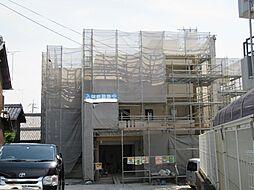 仮)高野様新築マンション[202号室]の外観