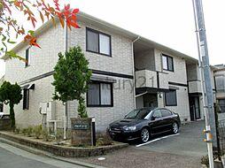 兵庫県川西市滝山町の賃貸アパートの外観
