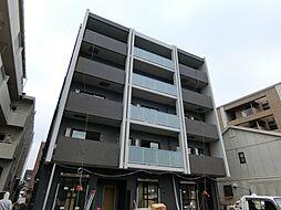 山崎マンション15[1階]の外観