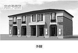 大阪府岸和田市土生町2丁目の賃貸アパートの外観