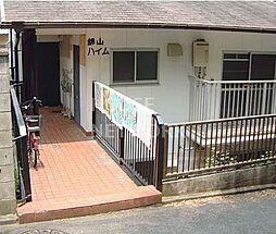 錦山ハイム[201号室号室]の外観