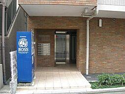 サン笠取[2階]の外観