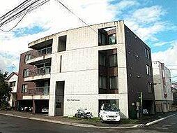 北海道札幌市白石区本通13丁目南の賃貸マンションの外観