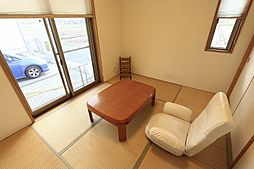 独立型の和室。客間としていかがでしょうか。
