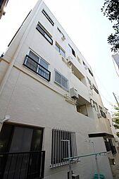 高徳町マンション[3階]の外観