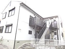 大阪府寝屋川市高倉1丁目の賃貸アパートの外観