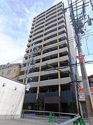 ブリリアント大阪西[12階]の外観