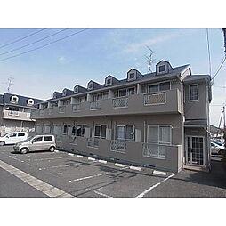 奈良県奈良市百楽園1丁目の賃貸アパートの外観