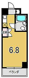 プラネシア京都[903号室]の間取り
