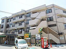 東京都八王子市子安町1丁目の賃貸マンションの外観