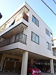 神奈川県横浜市泉区中田北1の賃貸マンションの外観