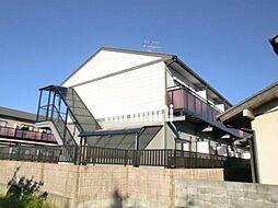 下東野コーポII[1階]の外観
