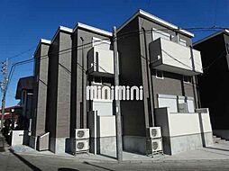 ツインソフィア A棟[1階]の外観