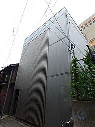 メタルフラット[1階]の外観
