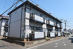 東京都足立区西新井2丁目の賃貸アパートの外観