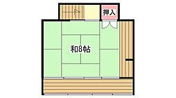 北村邸[E-5号室]の間取り