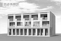 アリアキャメルI[2階]の外観