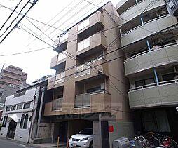 京都府京都市中京区押小路通間之町西入左京町の賃貸マンションの外観