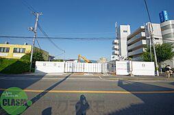 近鉄奈良線 河内花園駅 徒歩8分の賃貸マンション