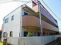 埼玉県朝霞市溝沼7丁目の賃貸マンションの外観