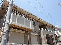 兵庫県神戸市長田区名倉町4丁目の賃貸アパートの外観