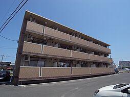 Aiuola Palais[3階]の外観