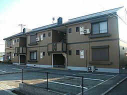 シャンボール角谷II[2階]の外観