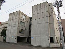 マイルーム澄川[2階]の外観