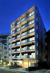 東京都豊島区北大塚1丁目の賃貸マンションの外観