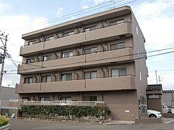 ヴィアルCity富沢[4階]の外観