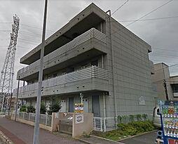 アンビション青山[3階]の外観