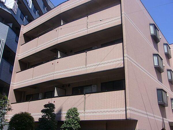ルミエール南摂津[3階]の外観