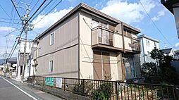 静岡県静岡市葵区瀬名2丁目の賃貸アパートの外観