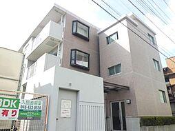 埼玉県川口市芝富士1丁目の賃貸マンションの外観