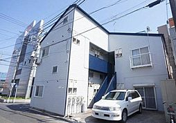 神奈川県相模原市緑区西橋本1丁目の賃貸アパートの外観
