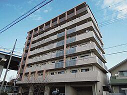 リバーサイド金岡五番館[5階]の外観
