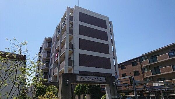 大阪府茨木市下中条町の賃貸マンションの画像