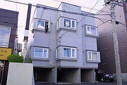 TS札幌[3階]の外観